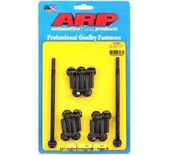 ARP HEX HEAD OIL PAN BOLT KIT - LS - BLACK OXIDE - 134-6901