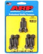 ARP 12-POINT VALLEY COVER BOLT KIT - LS - BLACK OXIDE - 134-8002
