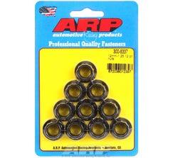 ARP NUT KIT - M12 X 1.25 - 12-POINT - 300-8337