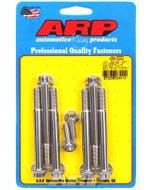 ARP WATER PUMP BOLT KIT W/ THERMOSTAT BOLTS - LS - 12-POINT - STAINLESS - 434-3202