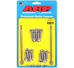 ARP HEX HEAD OIL PAN BOLT KIT - LS - STAINLESS - 434-6901