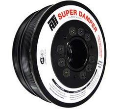 ATI SUPER DAMPER - NO UNDERDRIVE - WITH A/C PULLEY - C5 CORVETTE/G8 - 917246