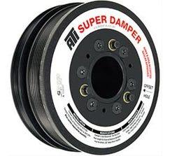 ATI SUPER DAMPER - 25% UNDERDRIVE BALANCER - 10% UNDERDRIVE A/C PULLEY - 4TH GEN F-BODY/04-06 GTO - 918845