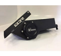 BIG 3 RACING HEAT EXCHANGER TANK - 6TH GEN ZL1 - BLACK - B3R-ZL1-B