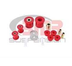 BMR REAR SUSPENSION BUSHING KIT (BK004 - BK005 - BK006) - 2008-2009 PONTIAC G8 - BLACK / RED - BK007