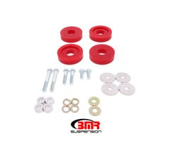 BMR BUSHING KIT - DIFFERENTIAL LOCKOUT - POLY - 2015-2017 MUSTANG - RED - BK051