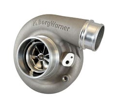 F.I. TURBOCHARGER -S362 - SXE OUTLET COVER - 68mm TURBINE - 0.83 A/R - T3 FLANGE
