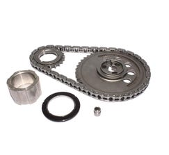 COMP CAMS HEX-A-JUST TIMING CHAIN - FOR RHS BLOCK - 24X - ONE POLE - SINGLE ROW - 9158KT