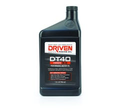 DRIVEN OIL - DT40 - 5W40 SYNTHETIC - 1 QUART