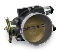 EDELBROCK THROTTLE BODY - VICTOR SERIES - DBC - 90mm - WITH TPS/IAC - 38643