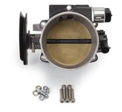 EDELBROCK THROTTLE BODY - VICTOR SERIES - 90MM - FOR COMPETITION EFI - BLACK 38693