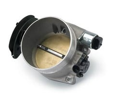 EDELBROCK THROTTLE BODY - 90mm - USE WITH PRO-FLO INTAKES - SATIN - 3869