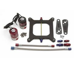PERF. RPM SQ. FLANGE UPGRADE KIT FOR PERFORMER NITROUS SYSTEM