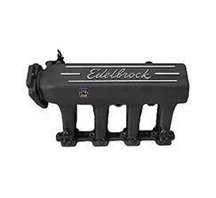 EDELBROCK INTAKE MANIFOLD - PRO-FLO XT - LS1/LS2/LS6 - BLACK - 71393