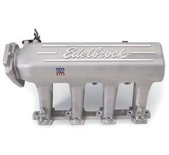EDELBROCK INTAKE MANIFOLD - PRO-FLO XT - LS1/LS2/LS6 - SATIN - 7139
