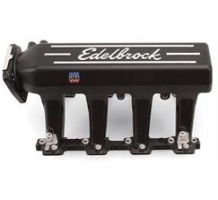 EDELBROCK INTAKE MANIFOLD - PRO-FLO XT - LS2 - BLACK - 71403