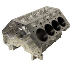 "CALLIES ENGINE BLOCK - BILLET - 9.240"" DECK HEIGHT - LS - ELS-B9240440STD"