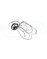 BP AUTOMOTIVE STANDALONE HARNESS - 07-14 GEN 4 - 4L80E - SHOWSTOPPER LOOM - H405-SS100