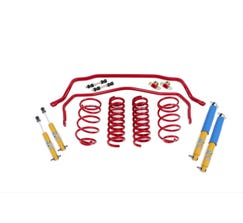 BMR HANDLING PERFORMANCE PACKAGE - LEVEL 1 - 1964-1966 A-BODY - RED-HPP011R