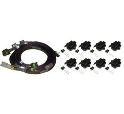 HALTECH IGN-1A COIL PACK + HARNESS KIT (set of 8) HT-130312