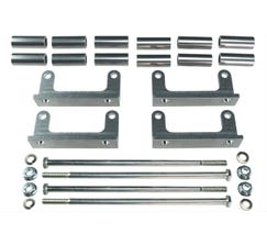ICT BILLET COIL RELOCATION BRACKETS - D514A COILS - 551579