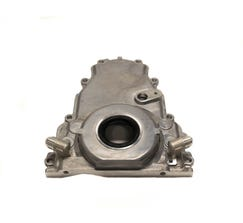 ICT BILLET TIMING COVER FOR TURBO - GEN 4 LS - 10AN DRAIN - 551595
