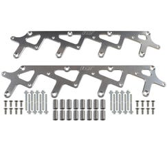 ICT BILLET COILPACK RELOCATION BRACKET - FOR SMART COILS & HOLLEY VALVE COVERS - 551773