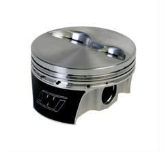 "WISECO PISTONS - GM LS - 4.000"" BORE - 4.000"".927"" - 6.125"" ROD -8cc VOL - FLAT TOP - K394xS"