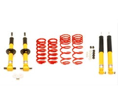 BMR BMR KONI HANDLING PERFORMANCE PACKAGE - LEVEL 1 - 1993-2002 F-BODY - RED / YELLOW-KHP001R