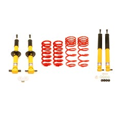 BMR BMR KONI HANDLING PERFORMANCE PACKAGE - LEVEL 2 - 1993-2002 F-BODY - RED / YELLOW-KHP002R