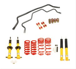BMR BMR KONI HANDLING PERFORMANCE PACKAGE - LEVEL 3 - 1993-2002 F-BODY - BLACK-KHP003H