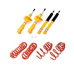 BMR BMR KONI HANDLING PERFORMANCE PACKAGE - LEVEL 3 - 2011-2014 MUSTANG - RED / YELLOW-KHP010R