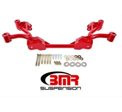 BMR K-MEMBER - NO MOTOR MOUNTS - STANDARD RACK MOUNTS - 1982-1992 F-BODY - RED - KM006R