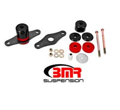 BMR MOTOR MOUNT KIT - POLYURETHANE BUSHINGS - 2015-2017 MUSTANG - BLACK ANODIZED - MM007