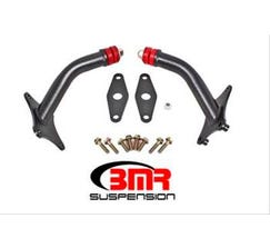 BMR MOTOR MOUNT KIT WITH INTEGRATED STANDS - POLY BUSHINGS - 2016-2017 CAMARO - BLACK - MM010H