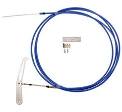 COMPETITION ENGINEERING 18' RELEASE CABLE - COE3452