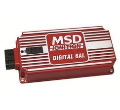 MSD DIGITAL 6AL IGNITION, WITH REV LIMITER, MSD-6425