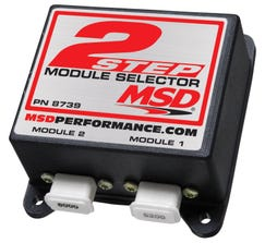 MSD MODULE SELECTOR, TWO STEP, MSD-8739