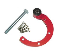 BMR PINION SUPPORT BRACE - 2004-2006 CTS-V - RED - PSB001R
