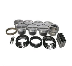 "WISECO PISTONS - GM LS - 4.000"" BORE - 3.622"" STROKE - 6.098"" ROD -4cc VOL - DOME - PTS523-AS"