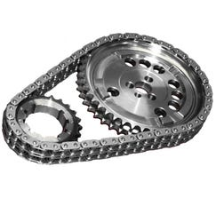 ROLLMASTER TIMING CHAIN - LS2 - DOUBLE ROLLER - 4 POLE - 58X - CS10020