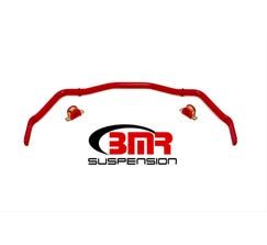 BMR SWAY BAR KIT - FRONT - HOLLOW 38MM - 5-HOLE ADJUSTABLE - 2011-2014 MUSTANG - RED - SB041R