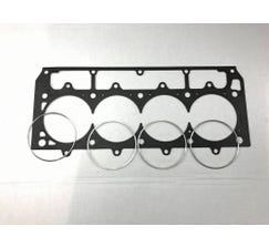 "ATHENA-SCE HEAD GASKET - 6 BOLT LSX - W/ VULCAN CUT-RING - 3.997"" - 0.059"" - LEFT - SCE-CR199959L"