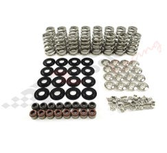 "COMP CAMS CONICAL SPRING KIT - .625"" LIFT - WITH BTR TITANIUM RETAINERS - SK7228"
