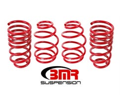 "BMR LOWERING SPRING KIT - SET OF 4 - 1.4"" DROP - V8 - 2010-2015 CAMARO - RED - SP022R"
