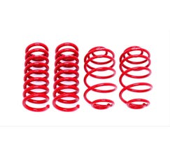 "BMR LOWERING SPRING KIT - SET OF 4 - 2"" DROP - 1967-1972 A-BODY - RED - SP031R"