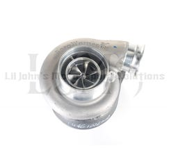 F.I. TURBOCHARGER -S488 - V2 OUTLET COVER - 100mm TURBINE - 1.15 A/R - T6 FLANGE
