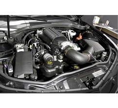 WHIPPLE 14-15 CAMARO Z28 2.9L SUPERCHARGER KIT - BLACK - NO TUNE - WK-1002TB