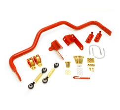 "BMR XTREME ANTI-ROLL KIT - REAR - HOLLOW 1.375"" - 3"" OR 3.25"" AXLES - 1982-2002 F-BODY - RED - XSB001R"