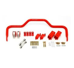 "BMR XTREME ANTI-ROLL BAR KIT - REAR - SOLID 1.375"" - 3.25"" AXLES - 1964-1972 A-BODY - RED - XSB007R"